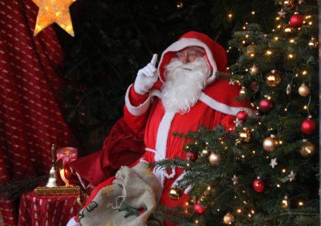 Lecker Weihnachtsmann